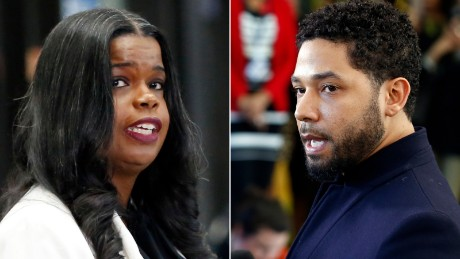 As Jussie Smollett proclaims innocence, mayor and police chief take aim at 'whitewash of justice'