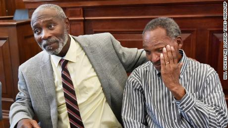 For 42 years, two Florida men were imprisoned for murder. Now, they're free after the state tosses the case.