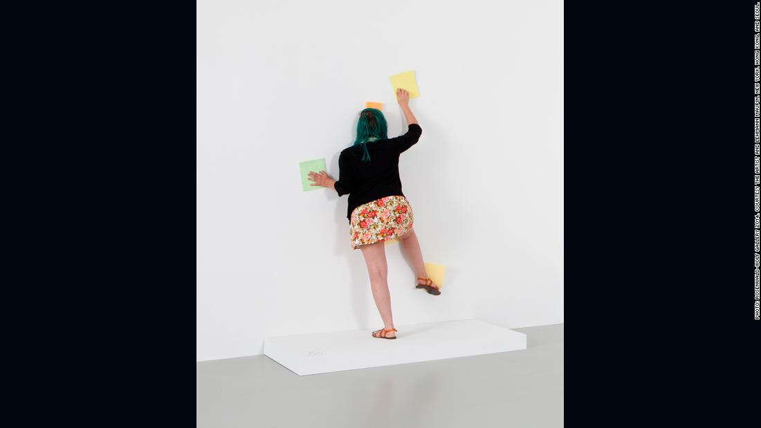 Three oranges give a glimpse inside Erwin Wurm's 'absurd' visions