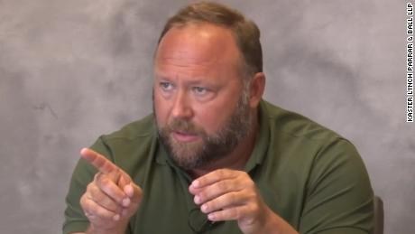 Judge drops Infowars' Alex Jones from Ohio flag-burning suit