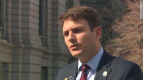 Colorado House Majority Leader Alec Garnett