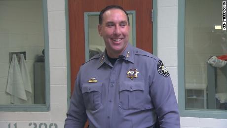 Weld County Sheriff Steve Reams