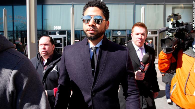 City of Chicago says it will sue actor Jussie Smollett