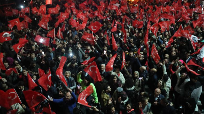 Opposition party seeks to cancel Istanbul poll results