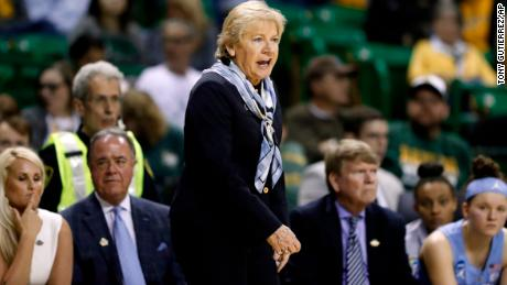UNC Places Hall of Fame Coach Sylvia Hatchell On Administrative Leave