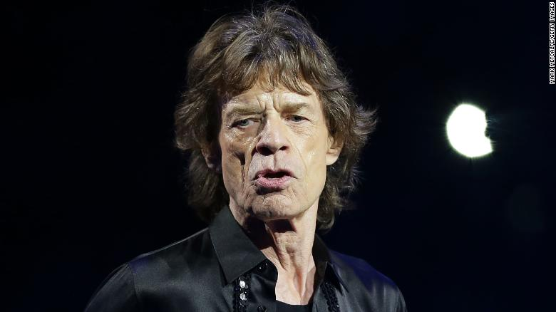 Stones speak up ahead of Mick Jagger Heart Surgery