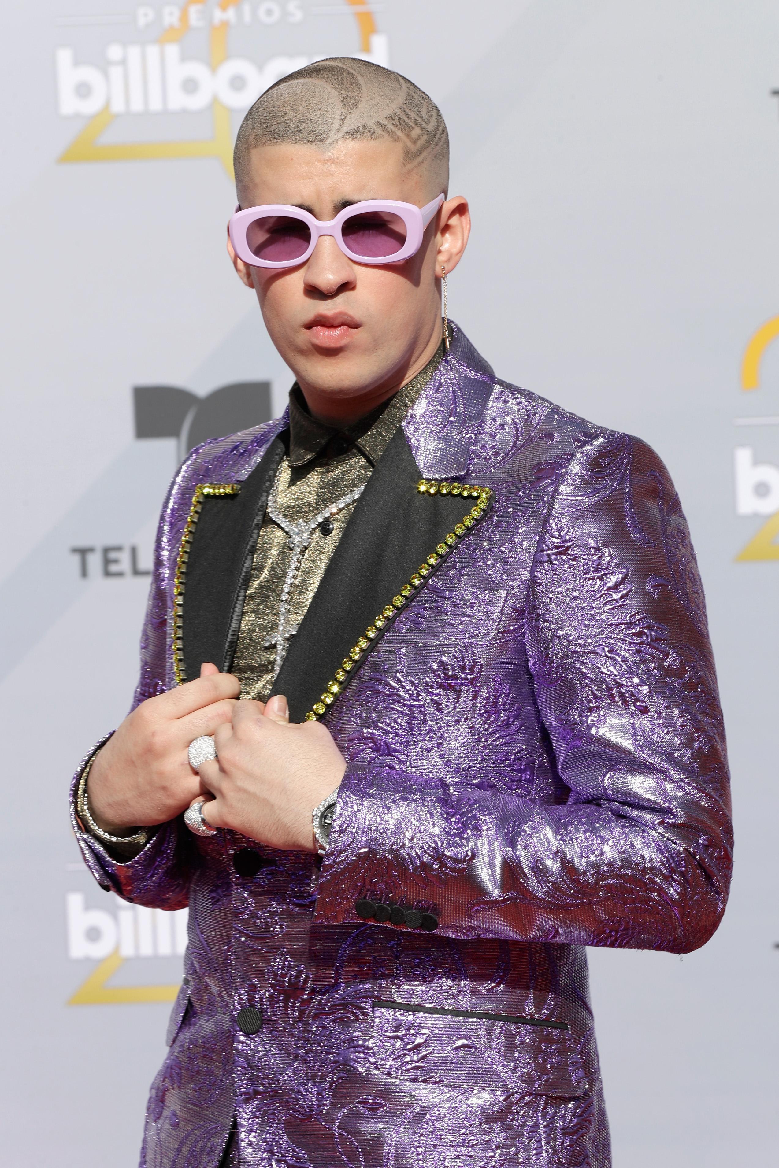 6df65c9cbd53 Bad Bunny champions a new masculinity through fashion - CNN Style