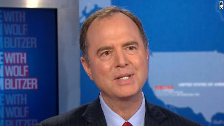 Rep. Schiff on 4/2.