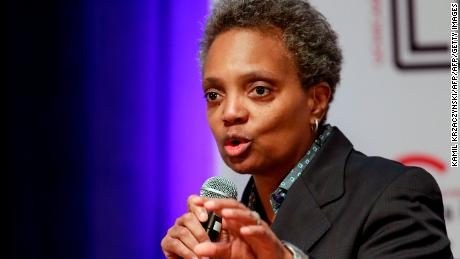 Lori Lightfoot makes history, elected Chicago's first black, gay woman mayor