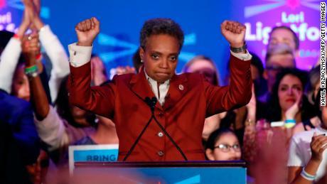 Les femmes noires ne gouvernent que 4% des plus grandes villes américaines. Mais leur nombre augmente