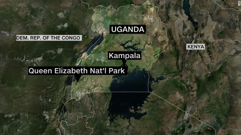 American woman kidnapped in Ugandan park, Sh50 million ransom demanded