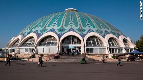 Soviet Modernism: Exploring Central Asia's ornate architectural style