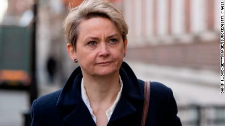 Labour MP Yvette Cooper proposed the legislation to prevent a no-deal Brexit.
