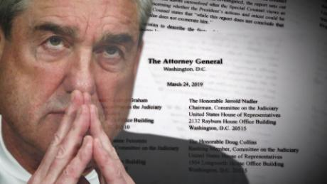 5 key questions about what the Mueller report actually says