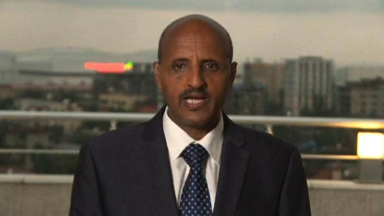Ethiopian Airlines CEO: 'It looks like MCAS was activated'