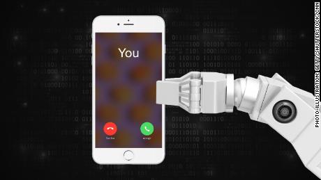 L'avenir effrayant des appels automatisés: chiffres et voix que vous connaissez