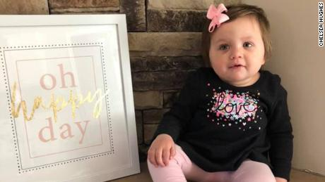 Toddler in Kentucky beats stage 4 cancer