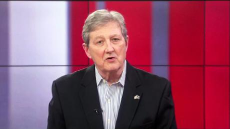 sen john kennedy on tapper