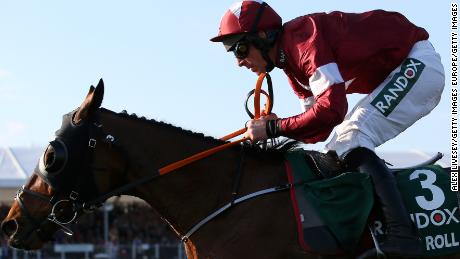 Tiger Roll wins back-to-back Grand Nationals to emulate Red Rum.
