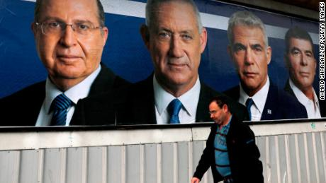 Israeli election on course for dead heat