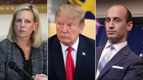 Stephen Miller wants Trump to oust more senior leaders at Homeland Security