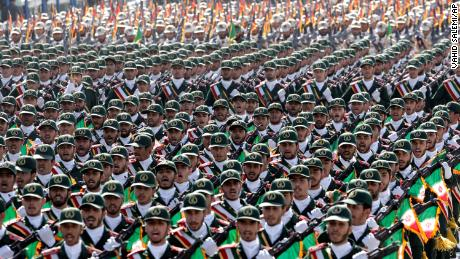 Iran's Revolutionary Guards, explained