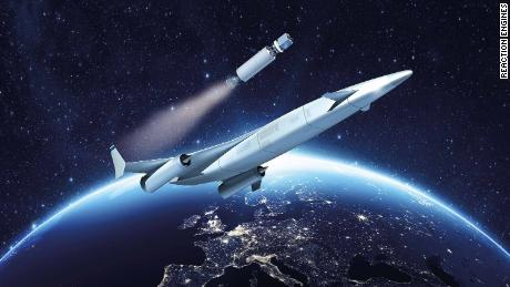 Ultrafast, air-breathing rocket engine moves a step closer