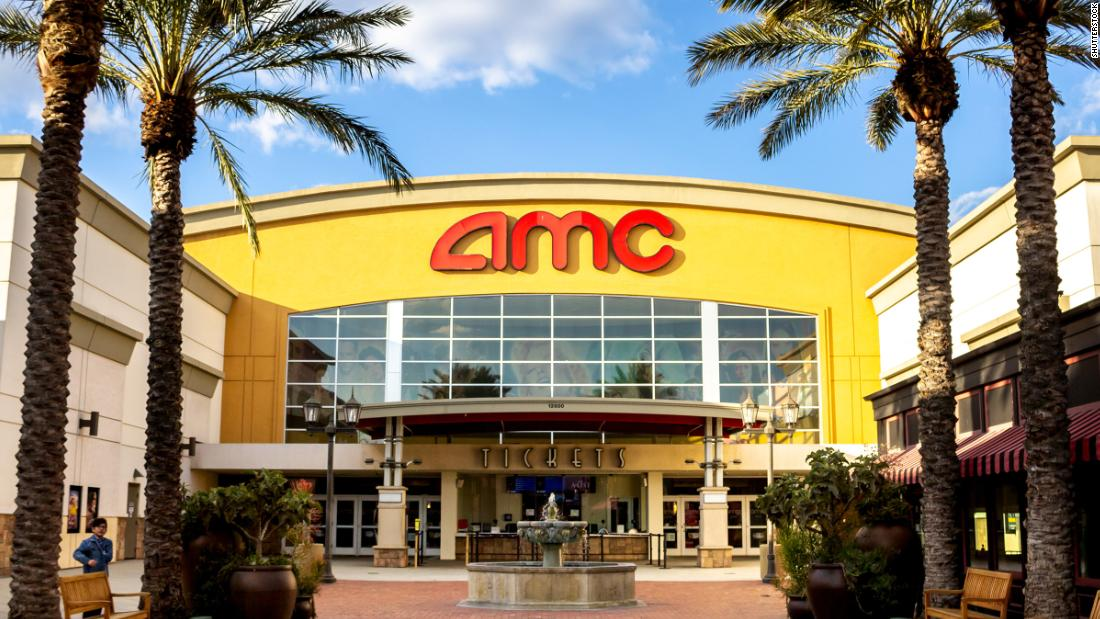 AMC Theatres is offering a movie ticket, drink and popcorn all for $4 - CNN