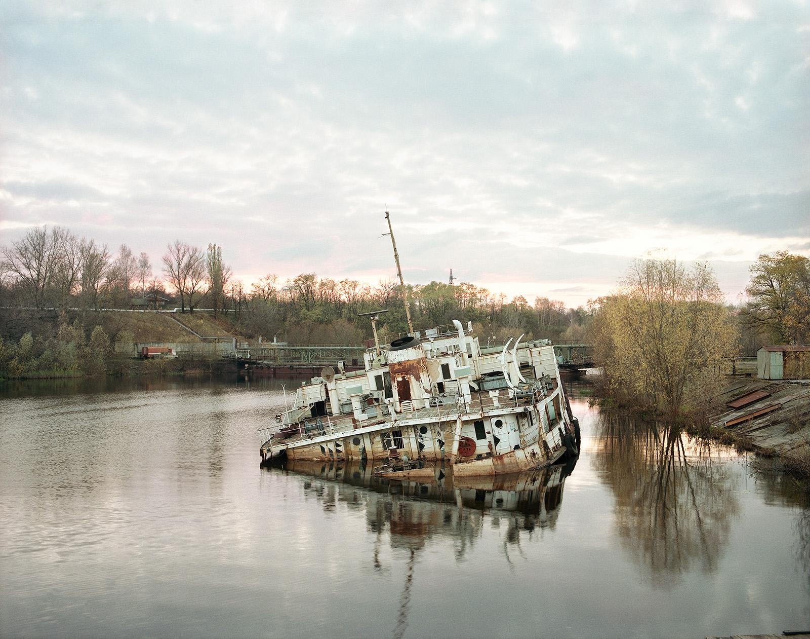 c78ef4d485 Chernobyl photographs: David McMillan documents a quarter-century of ...
