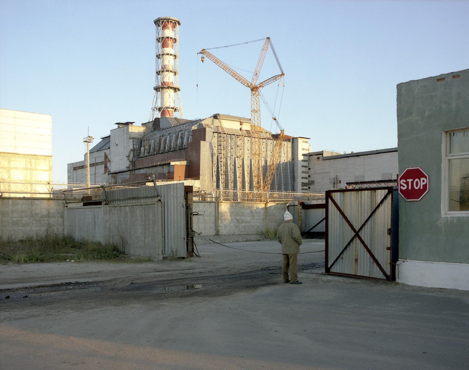 Chernobyl photographs: David McMillan documents a quarter