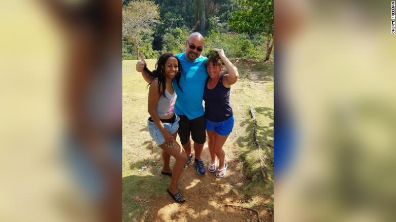 Americans' bodies found after couple vanished on Caribbean vacation