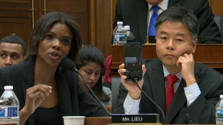 Lieu Played Owens' 'Hitler' Speech & She Fired Back
