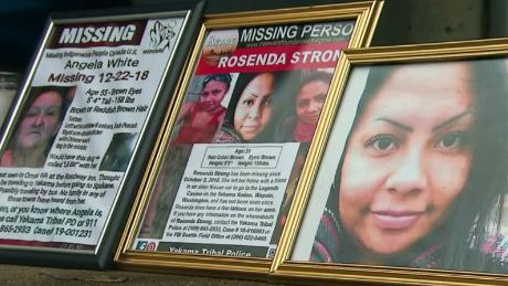 Why do so many Native American women go missing? Congress aiming to find out