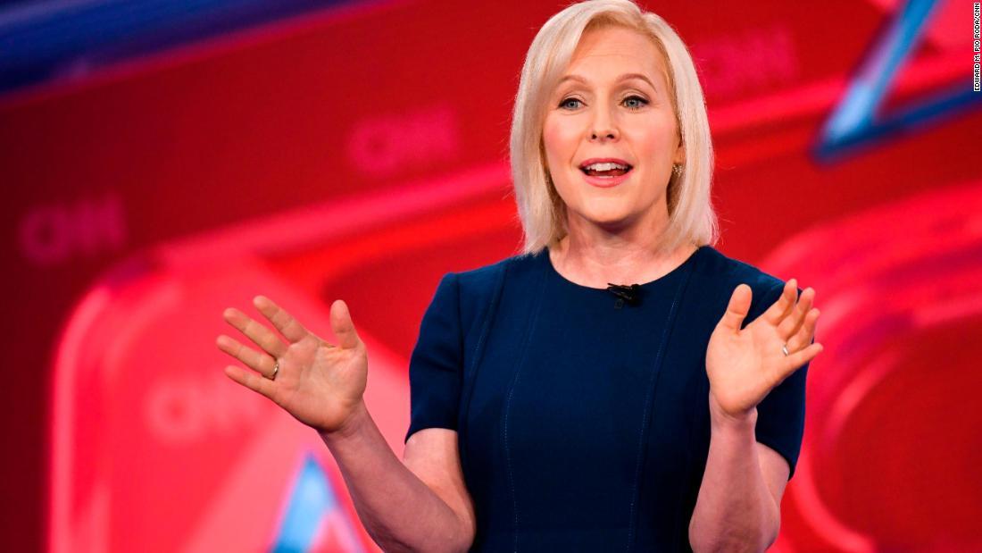 Kirsten Gillibrand embraces Fox News host calling her not 'very polite' - CNNPolitics