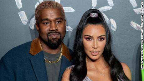 Kanye West and Kim Kardashian West in 2018. (Photo by Roy Rochlin/Getty Images)