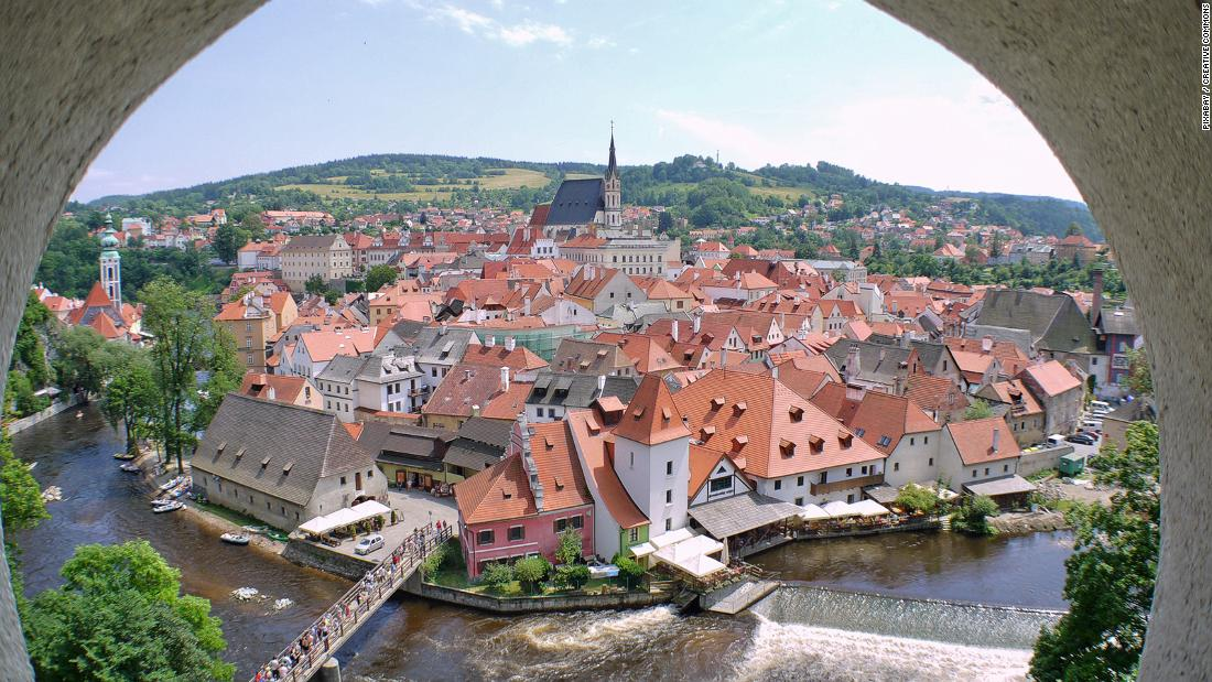 15 of the top romantic towns in Central Europe