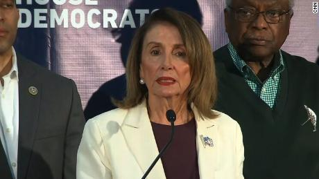 Pelosi slams Attorney General Barr: He's off the rails
