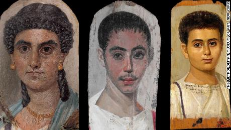 Unraveling the mysteries of ancient Egypt's spellbinding mummy portraits