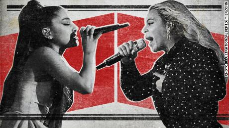 Let's not compare Ariana Grande's Coachella performance to Beyoncé's