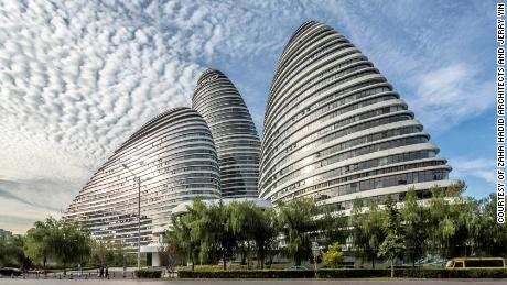 Chinese blogger loses libel case after saying Zaha Hadid building had 'bad feng shui'