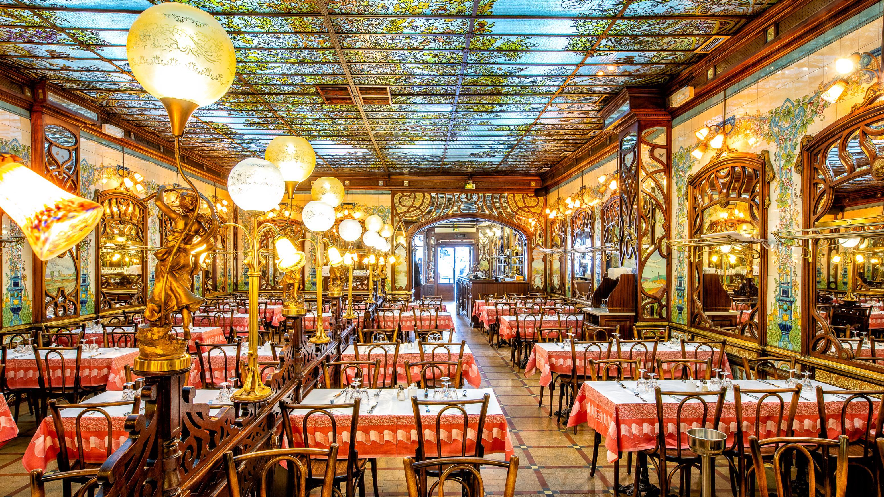 Bouillon restaurants of Paris serve retro French classics at bargain ...