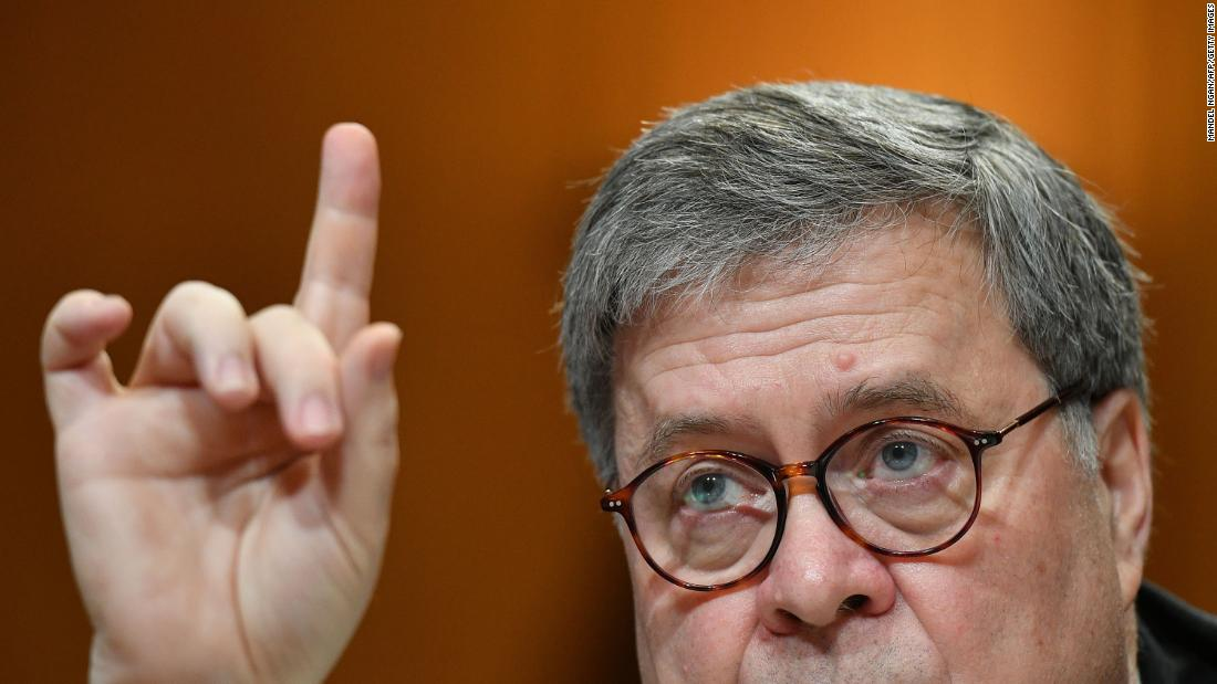 William Barr better have the receipts on the Russia probe - CNNPolitics