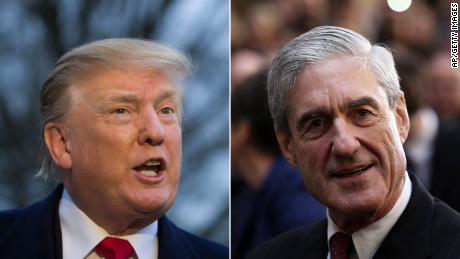 What you won't see in the redacted Mueller report