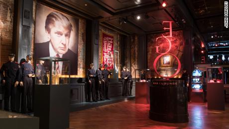 Exhibition showcases 1,000 Trump objects, from colognes to steaks