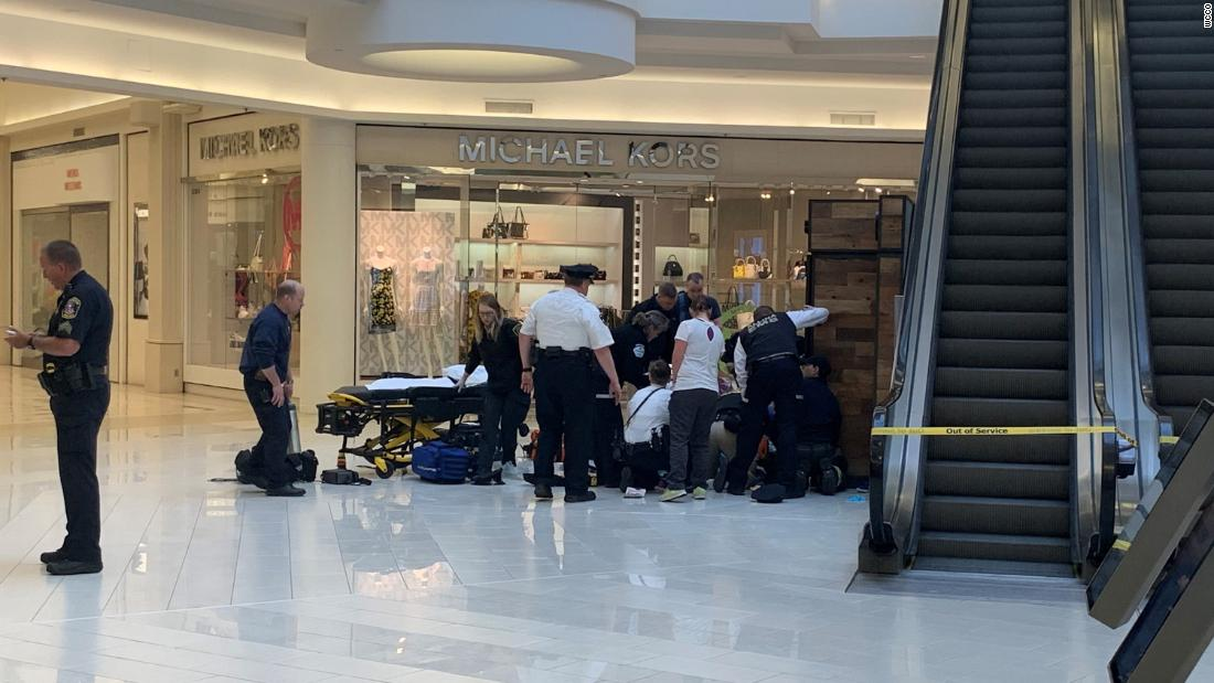 5-year-old boy thrown off Mall of America balcony showing 'real signs of recovery' - CNN