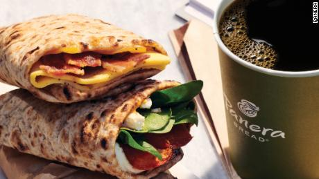 With new wraps and better coffee, Panera wants to be your go-to for breakfast.