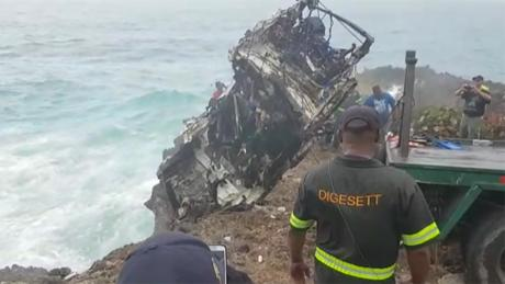 La police en République dominicaine récupère une voiture utilisée par un couple porté disparu