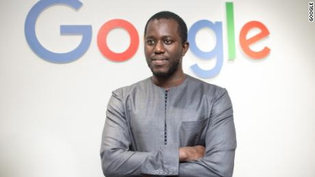 Moustapha Cisse, head of the Africa team at Google AI.