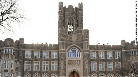 Fordham Student Dies After Banned 'Rite of Passage'