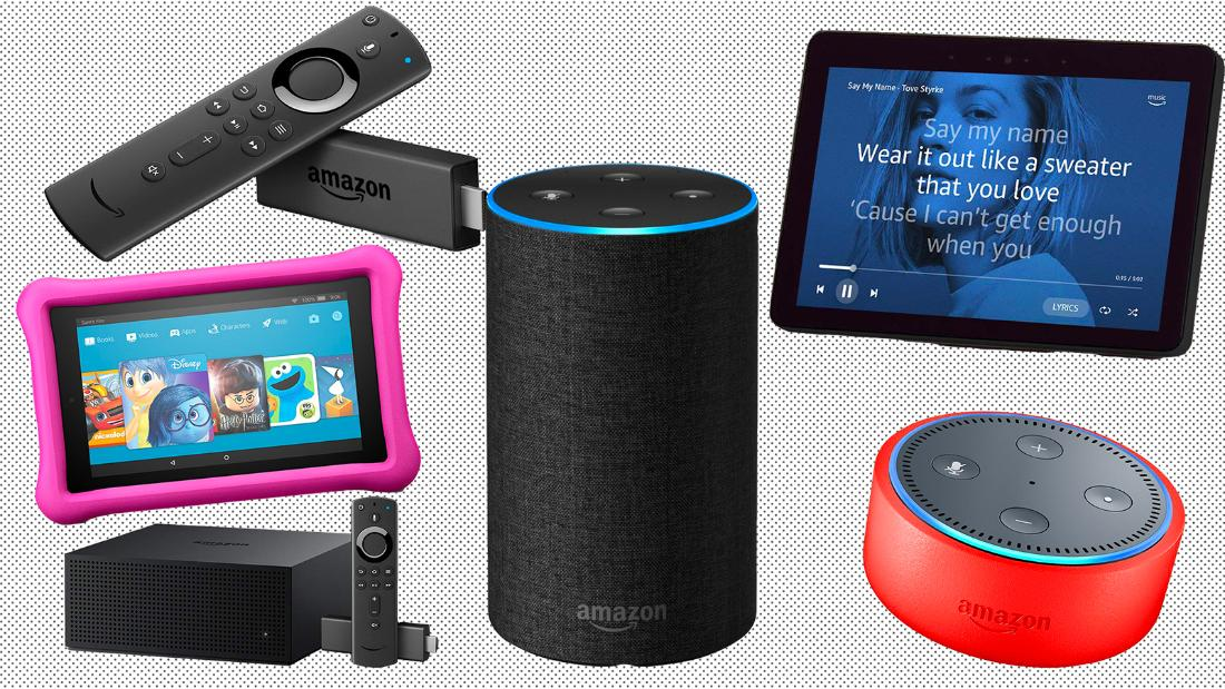 Amazon's Spring Sale brings big savings on many Alexa devices